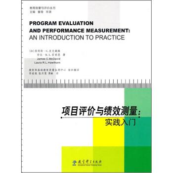 项目评价与绩效测量:实践入门 pdf epub mobi txt 下载