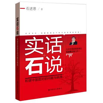 实话石说:和谐中国面对的问题与挑战 pdf epub mobi txt 下载