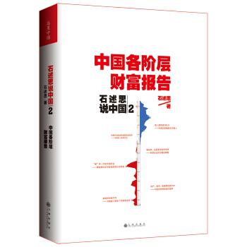 石述思说中国2:中国各阶层财富报告 pdf epub mobi txt 下载