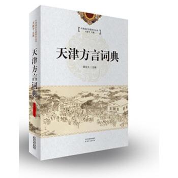 天津通史专题研究丛书:天津方言词典 pdf epub mobi txt 下载