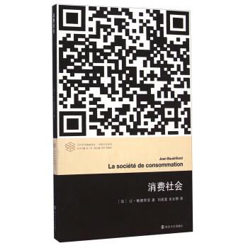 当代学术棱镜译丛·消费文化系列:消费社会 pdf epub mobi txt 下载