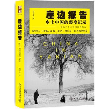 崖边报告:乡土中国的裂变记录 【荐书联盟推荐】 pdf epub mobi txt 下载