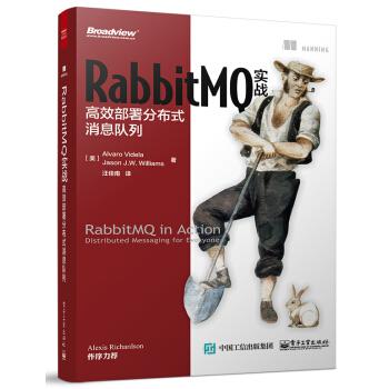 RabbitMQ实战:高效部署分布式消息队列 pdf epub mobi txt 下载