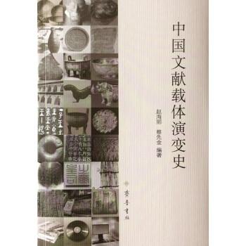 中国文献载体演变史 pdf epub mobi txt 下载