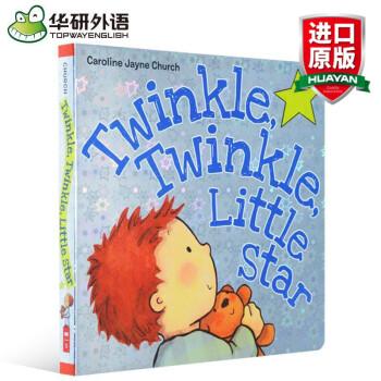 英文原版 一闪一闪亮晶晶 小星星 Twinkle, Twinkle, Little Sta pdf epub mobi txt 下载