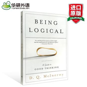 英文原版 简单的逻辑学 英文原版 Being Logical: A Guide to Go pdf epub mobi txt 下载